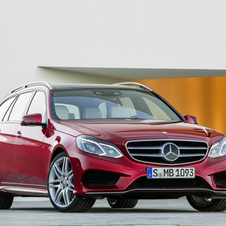 The estate and sedan will go on sale at the same time
