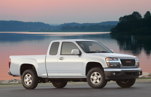 GMC GMC Canyon Regular Cab 4WD SLE-1