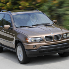 BMW X5 xDrive40d Edition Exclusive AT