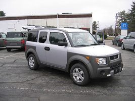 Honda Element Automatic