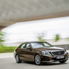 The new E-Class launches early next year