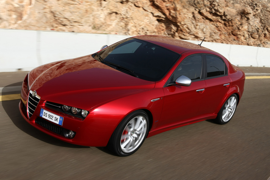 alfa romeo 159 ti saloon sexy cars girls entertainment. Black Bedroom Furniture Sets. Home Design Ideas