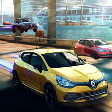 Renault is giving away the car as part of its partnership with Gameloft.