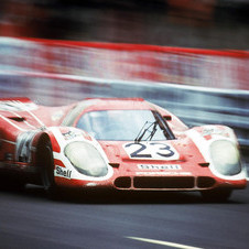 The 1970 winning 917k will also be at Goodwood