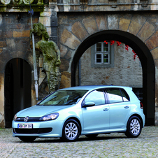 Volkswagen Golf 1.2I TSI BlueMotion 105hp Edition