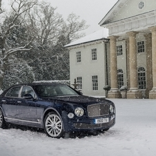 Bentley did not say what the next two body styles of the Mulsanne will be