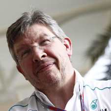 Brawn was the head of the Ferrari F1 team, then moved to Brawn GP which became the Mercedes F1 team