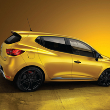 The latest Renaultsport Clio went on sale in 2013