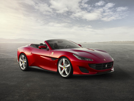New Ferrari Portofino has 40hp more output than the California T