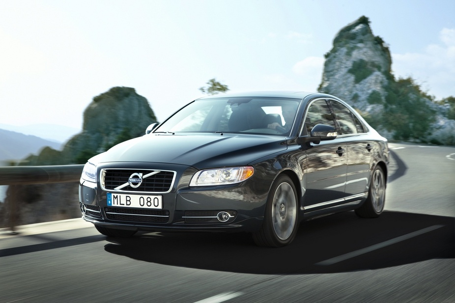 Volvo S80 2 5t Summum Geartronic 1 Photo And 51 Specs
