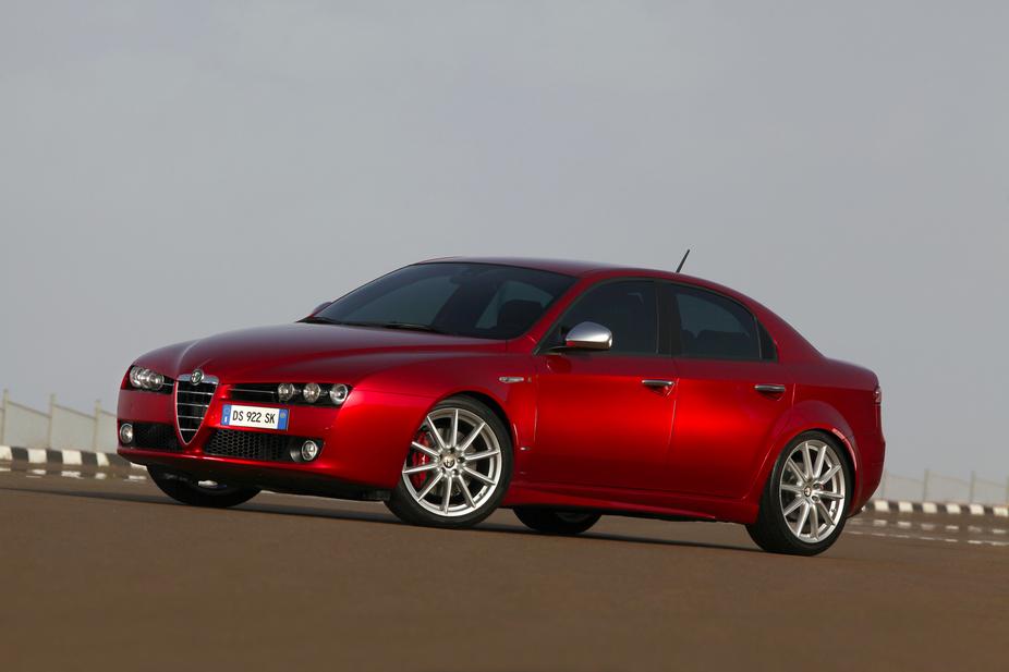 Alfa Romeo 159 2.0 JTDm Progression :: 1 photo and 56 specs ...