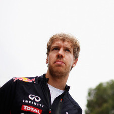 In the first two races of the year Vettel placed 2nd and 11th