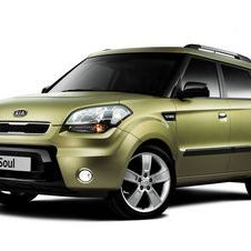 Kia Soul 1.6 CRDi Searcher