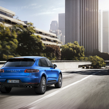 There is the Macan S biturbo V6, Macan S diesel and Macan Turbo