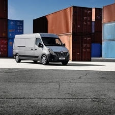 Renault Master Chassis Cabina Dupla Tracção L3 3.5T 2.3 dCi S&S