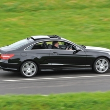 Mercedes-Benz E250 Coupe CDI BlueEFF. Sport
