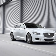 Jaguar XJ Ultimate Edition Brings Ultimate Comfort to Its Rear Passengers