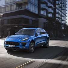 The Macan will go on sale in April 2014 in Europe