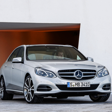 It is meant to look like Mercedes more sporty models