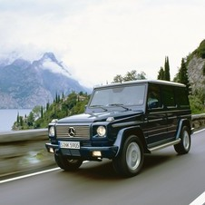 Mercedes-Benz G 400 CDI Station Wagon