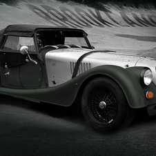 Morgan Roadster Brooklands Edition
