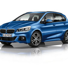 BMW 225i xe Active Tourer Steptronic