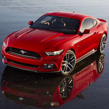 The 2015 Mustang will be out in the fall of 2014 with three engine options