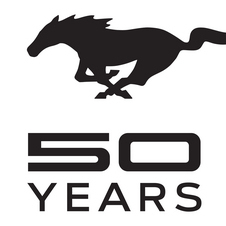 This insignia will be on all of the 50th anniversary merchandise