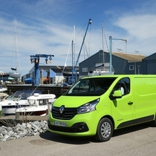 Renault Master Chassis Cabina Simples Propulsão L4 3.5T 2.3 dCi S&S Rodado Duplo