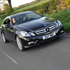 Mercedes-Benz E220 Coupe CDI BlueEFF. SE