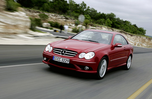 Mercedes-Benz CLK 280 Automatic