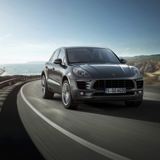 The US will only get the Macan S and Macan Turbo