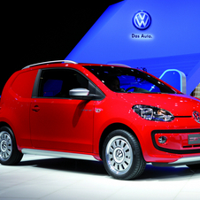 Volkswagen cargo up!