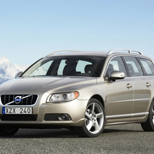 Volvo V70 2.0T Summum Powershifht