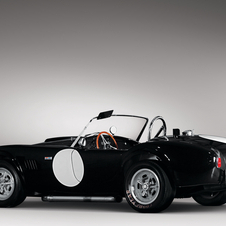 Shelby Cobra 'Factory Competition-Specification'