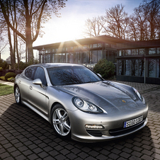 The second generation Panamera and Pajun will share platforms