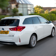 Toyota Auris Touring Sports Hybrid 1.8 E-CVT Icon Plus