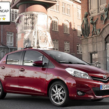 Toyota's best selling model in Europe is the Yaris
