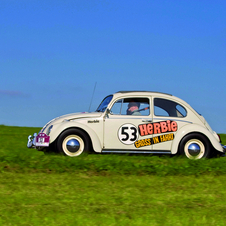 Volkswagen Beetle - The Love Bug