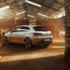 Equipped with the DSG transmission the Leon Cupra 290 can reach 100km/h in 5.7 seconds and a top speed of 250km/h