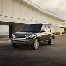 Land Rover Discovery 4 HSE Luxury Limited Edition