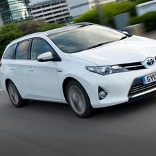 Toyota Auris Touring Sports Hybrid 1.8 E-CVT Icon