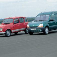 But in 1992, after more than 30 years, the Renault 4 retired to make space to new model generations.