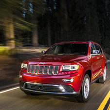 Jeep's new diesel Grand Cherokee is the first of these new diesel Chrysler models
