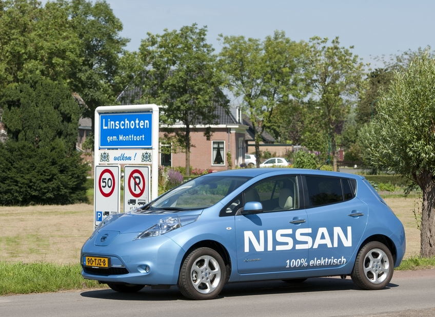 Nissan and Renault are hoping to make EVs popular in Europe