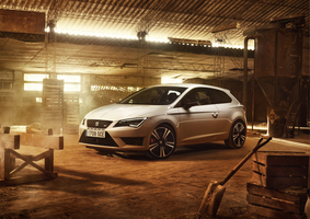 The Leon Cupra 290 comes equipped with a 2.0 turbo petrol engine with 290hp...