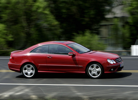 Mercedes-Benz CLK 200 Kompressor Automatic