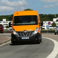 Renault Master Chassis Cabina Simples Tracção L3 3.5T 2.3 dCiS&S