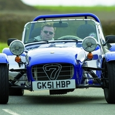 Caterham 7 Superlight R 2.0 Duratec