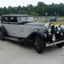 Rolls-Royce 40/50hp Phantom II Sedanca de Ville